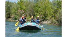 Muğla'nın İlk Ve Tek Rafting Takımı, Türkiye Şampiyonası'na Hazırlanıyor
